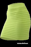 MARIANNE top / minisukňa zelená