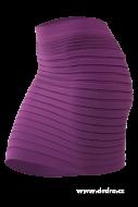 MARIANNE minisukňa/top levanduľová