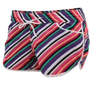 NICOLE krátke nohavice multicolor stripes