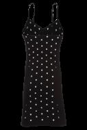 SALEENA mini šaty čierne