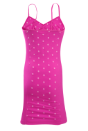 SALEENA mini šaty ružové