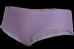 BOXERKY z ľadového hodvábu fialové