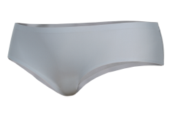 KLASICKÉ nohavičky z ľadového hodvábu šedé
