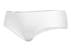 KLASICKÉ nohavičky z ľadového hodvábu biele