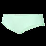 KLASICKÉ nohavičky z ľadového hodvábu mentolové