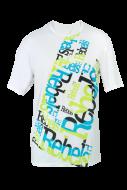 REBELS tričko biele