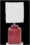 CUBE lampa ružovo - fialová