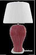 BELL lampa ružovo - fialová