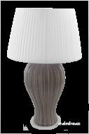 BELL lampa šedá