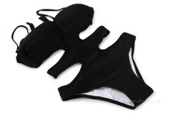 ELORA plavky čierne