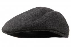 BEKOVKA čiapka tamvo - šedá