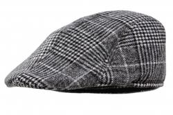 BEKOVKA čiapka šedo - čierna