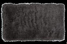 LONGHAIR koberec šedo - čierny 80 x 150 cm