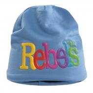 3D REBELS čiapka obvod 50 cm modrá