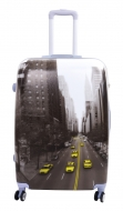 TAXI NEW YORK cestovný kufor veľký