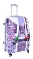 ITALIAN CAR cestovný kufor veľký