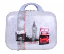 4ea97d0ea2 LONDON BUS príručný kufor menší