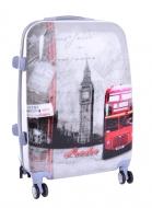 791f046be5 LONDON BUS cestovný kufor malý