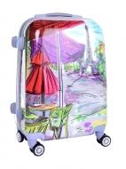7c31b731da AQUARELLE PARIS cestovný kufor malý