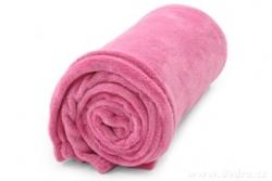 LAGOON prikrývka ružová