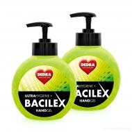 BACILEX ULTRAHYGIENE+ čistiaci gél na ruky sada
