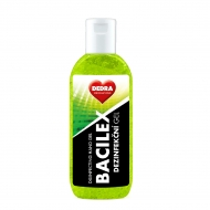 BACILEX dezinfekčný gél na ruky zelený