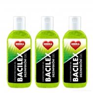 BACILEX HYGIENE+ čístiaci gél na ruky zelený sada