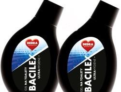BACILEX ULTRAHYGIENE+ gél na toalety sada