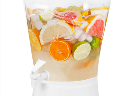 XXL DÁVKOVAĆ nápojov biely