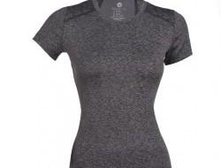 ŠPORTOVÉ tričko šedé