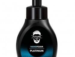 PENOVÉ mydlo na ruky aj telo Platinum