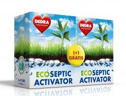 EKO aktivátor septikov ECO Septic ACTIVATOR 1 + 1 GRATIS