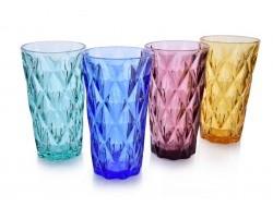 SADA vysokých pohárov