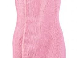 KÚPEĽŇOVÝ kilt ružový