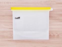 GOECO silikónové vrecúško na potraviny žlté