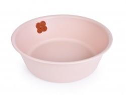 FLOWER okrúly lavór ružový