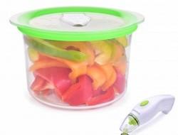 VZDUCHOCUC® vákuovacia dóza na potraviny 600 ml tritanová