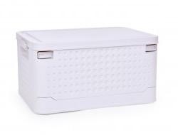 Skladací úložný box s vekom STORAGE BOX