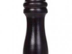 GoEco® RUČNÝ MLYNČEK na korenie a soľ z bukového dreva čierna