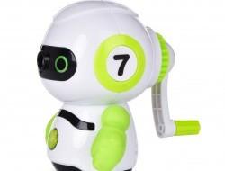 Automatické ručné strúhadlo ROBOT zelená