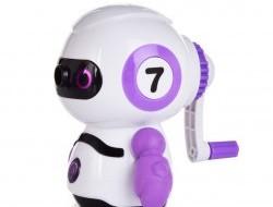 Automatické ručné strúhadlo ROBOT fialová