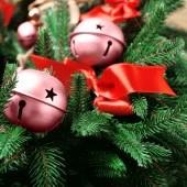 Pravé kovové rolničky v ružovo medenej farbe 12 ks