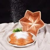 Forma na pečenie HVIEZDA BIOPAN ® GOLD, priemer 32 cm