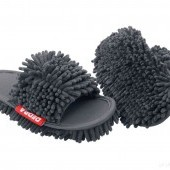 UPRATOVACIE papuče veľkosť 41 - 45 šedé