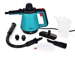 PARDOM® Ručný parný čistič 400 ml s bohatým príslušenstvom