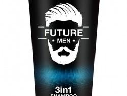 FUTURE MEN platinum šampón pre mužov