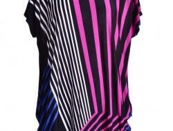 ALLIE tričko / tunika, obojstranný motív