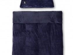 ROYAL LAGOON VELVET Obojstranná 2 dielna posteľná súprava kráľovská šedá