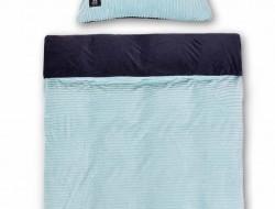 ROYAL LAGOON VELVET Obojstranná 2 dielna posteľná súprava pastelová mentolová