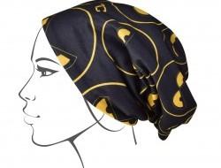 FC hrejivá čiapka s podšívkou REBELITO® čierna